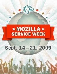 Mozilla Service Week