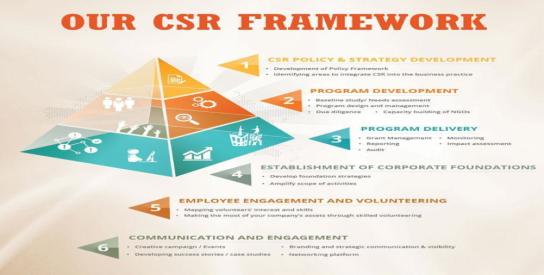 csr framework graphic