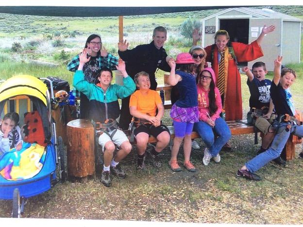 Camping Philanthropost